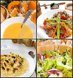 Dúvidas freqüentes sobre alimentação vegetariana