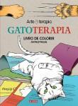 Arteterapia - Gatoterapia - Livro de colorir antiestresse