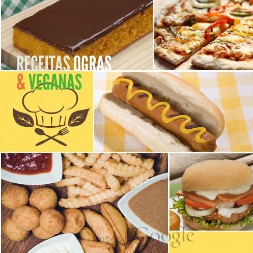 Receitas Ogras Veganas