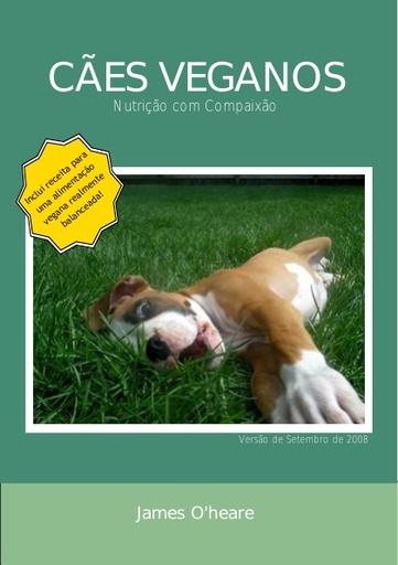 Livro - Alimentação Vegana para cães