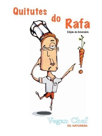 Quitutes do Rafa - Vegan Chef